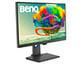 Giro - Monitor para Animação  3D  pd2700u Características - BenQ