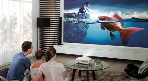 projetor-para-assistir-filmes-cinehome-benq