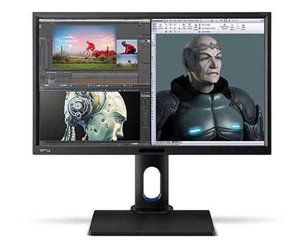 """Monitor para animación 3D  BL2420PT - 24"""" - 2K - BenQ"""