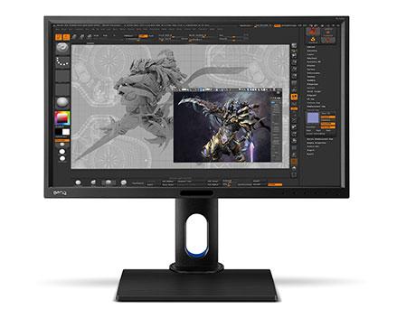 "Monitor para design Gráfico BL2420PT - 24"" - 2K - BenQ"