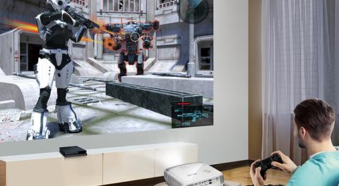 projetores full hd gaming - BenQ